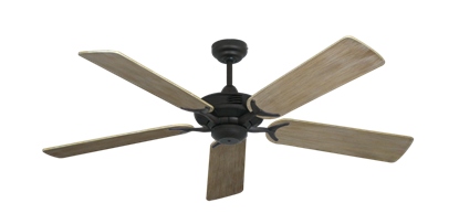 """Picture of Coastal Air Oil Rubbed Bronze with 52"""" Driftwood Blades"""