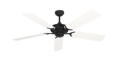 "Picture of Coastal Air Oil Rubbed Bronze with 52"" Outdoor Pure White Blades"