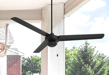 Picture of Tornado 56 in. Indoor/Outdoor Oil Rubbed Bronze Ceiling Fan