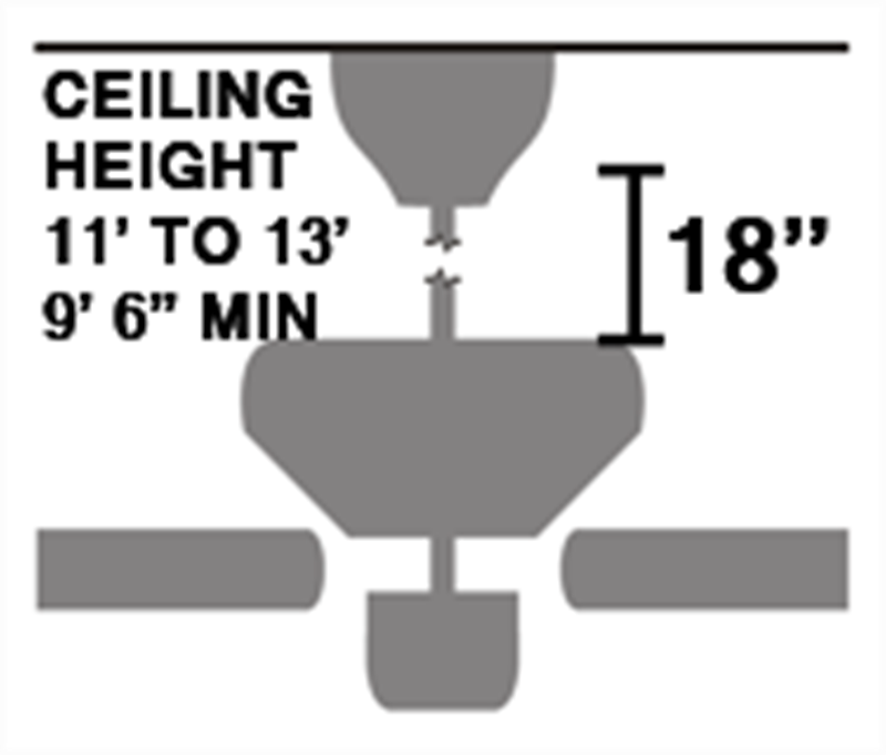 """Picture of 18"""" Extension Pole (1/2"""" Diameter)"""