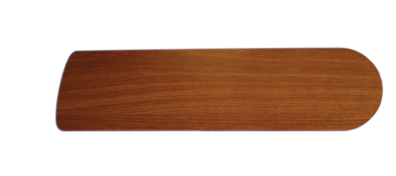 """Picture of 52"""" Walnut Blades (P-Series)"""