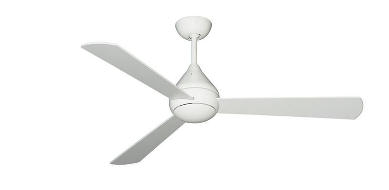 Picture of McCoy 52 in. Pure White Ceiling Fan