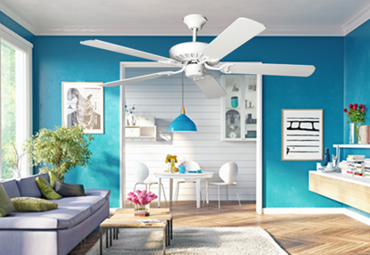 Contractors 5 Fan Special, 4 Proseries Indoor Builder Fans and 1 Proseries Outdoor Builder Fan