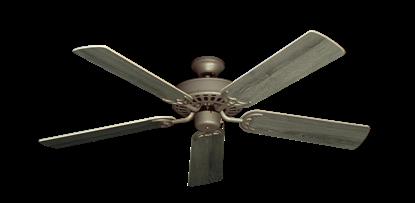 "Picture of Bimini Breeze V Antique Bronze with 52"" Barnwood Blades"
