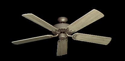 "Picture of Bimini Breeze V Antique Bronze with 52"" Beachwood Blades"