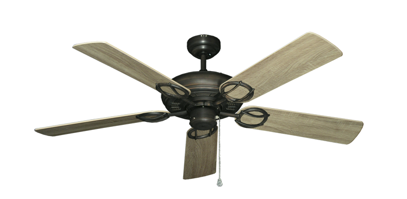 """Picture of Trinidad Oil Rubbed Bronze with 52"""" Beachwood Blades"""