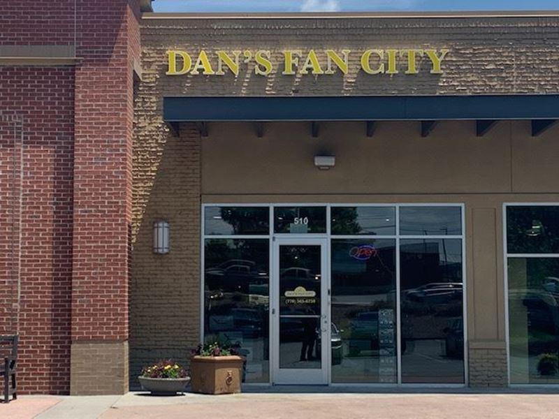 Dan's Fan City- Marietta, GA