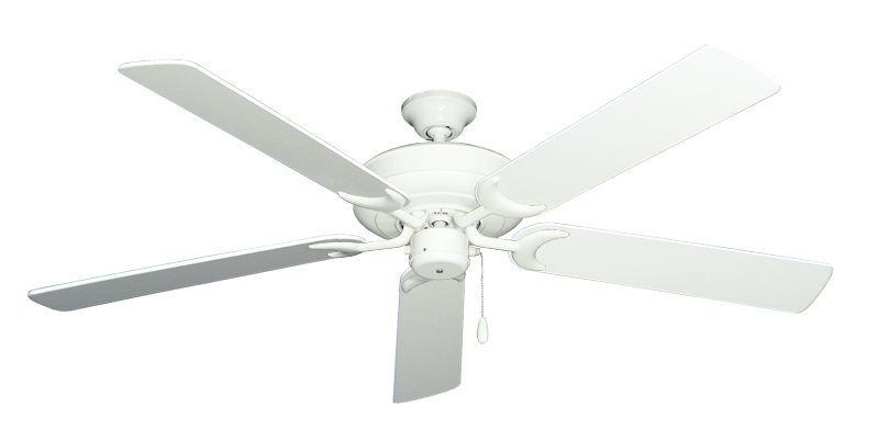 "Picture of Raindance Pure White with 60"" Pure White Blades"