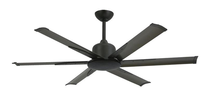 "Picture of Titan II Oil Rubbed Bronze with 52"" Aluminum Oil Rubbed Bronze Blades with Remote"