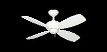 "Picture of 42"" Mini Breeze Ceiling Fan in Pure White"