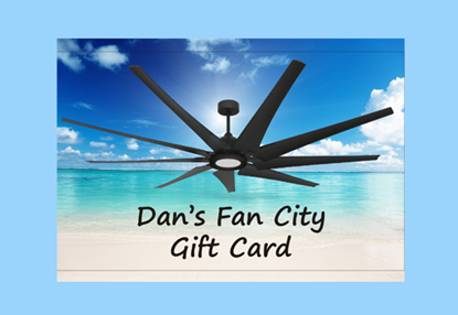 Dan's Fan City Gift Card
