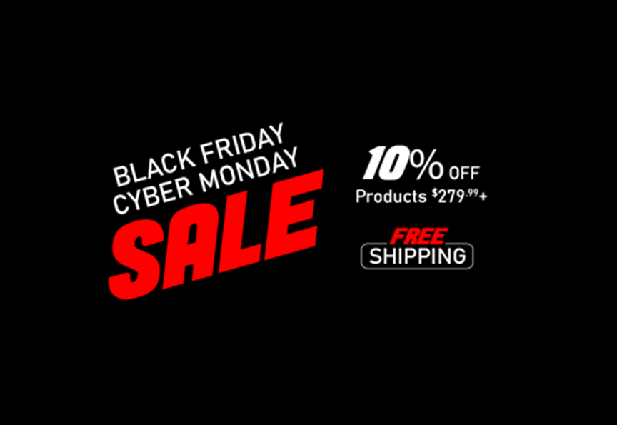 Picture for category BLACK FRIDAY & CYBER MONDAY SALE