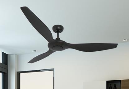Vogue 60 in. WiFi Enabled Indoor/Outdoor Oil Rubbed Bronze Ceiling Fan