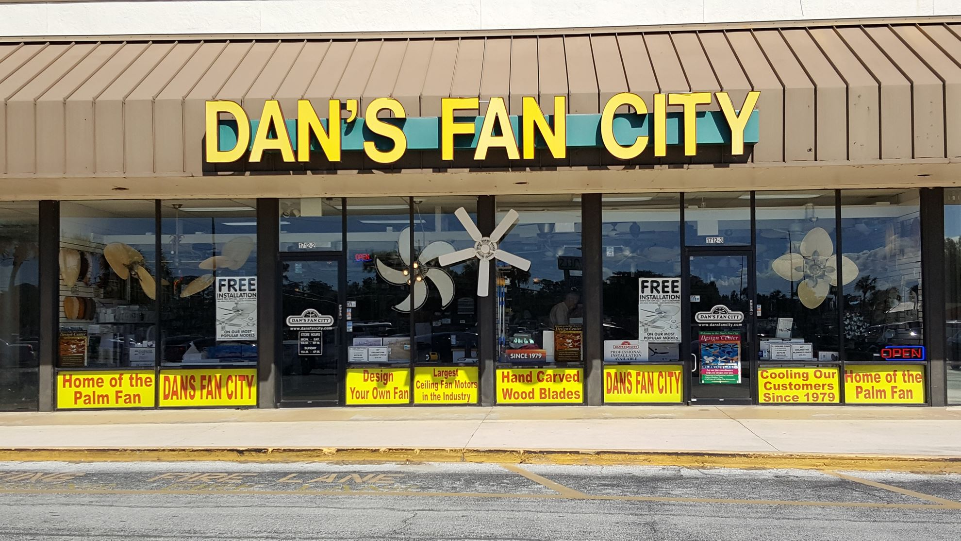 ceiling fan store in leesburg fl dan 39 s fan city dan 39 s fan city ceiling fans fan parts. Black Bedroom Furniture Sets. Home Design Ideas
