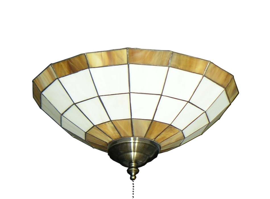 Ceiling fan tiffany glass bowl light 183 dans fan city picture of 183 caramelbone tiffany glass specialty bowl light mozeypictures Gallery