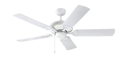 Picture of ProSeries Deluxe Builder 52 in. Indoor/Outdoor Pure White Ceiling Fan