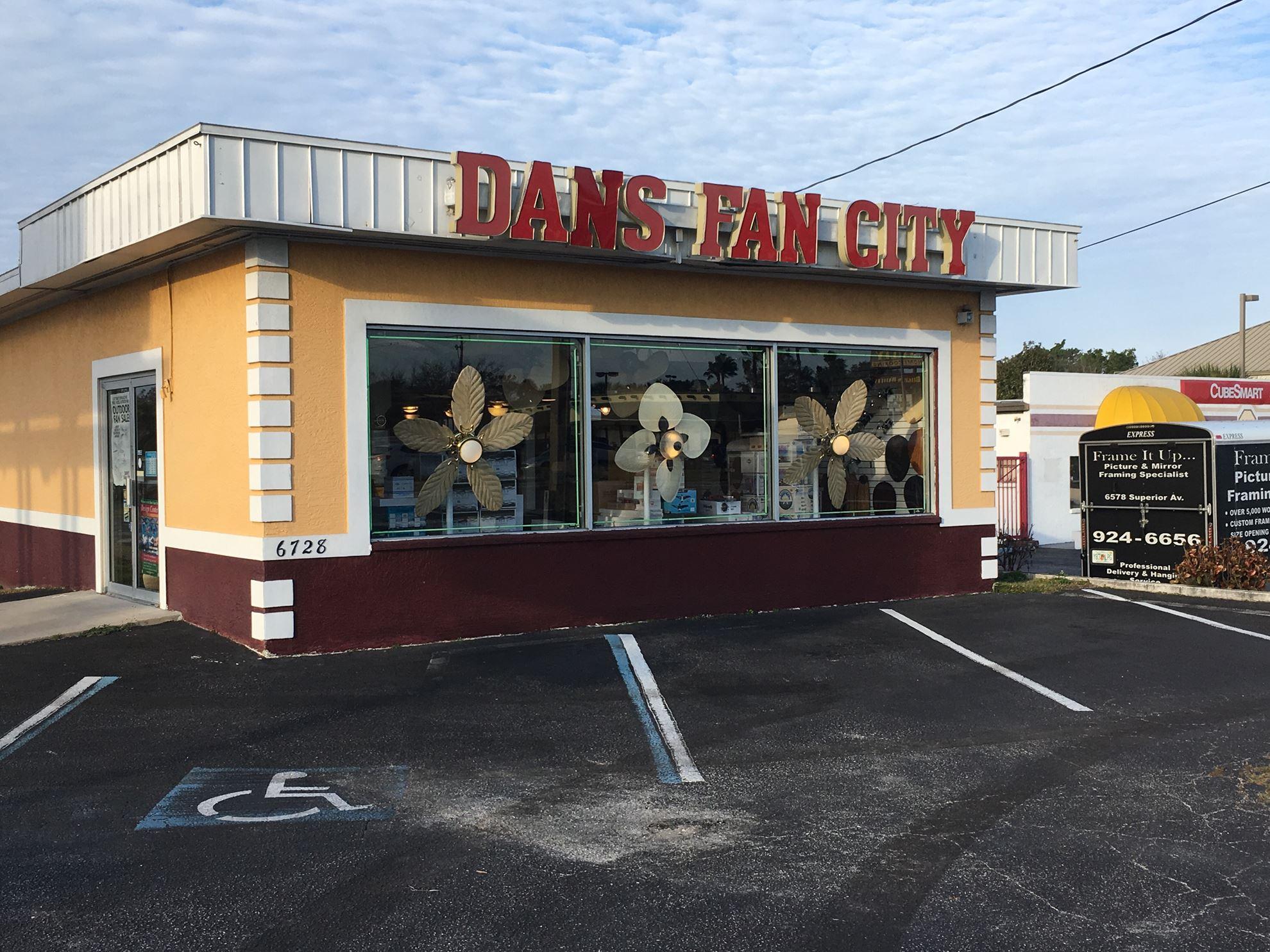 Ceiling Fan Store In Sarasota Fl Dan S Fan City Dan S