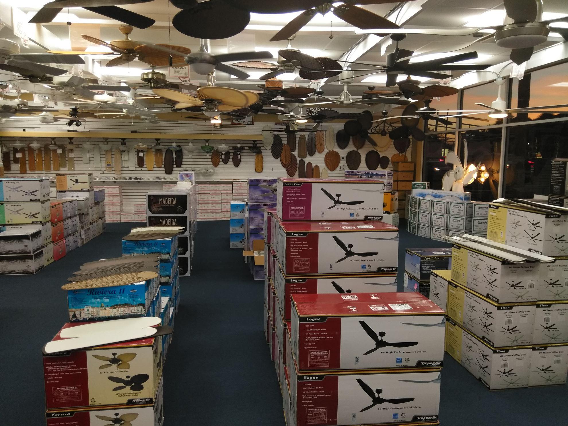 Dan S Fan City Ft Lauderdale Dan S Fan City 169 Ceiling Fans Fan Parts Amp Accessories