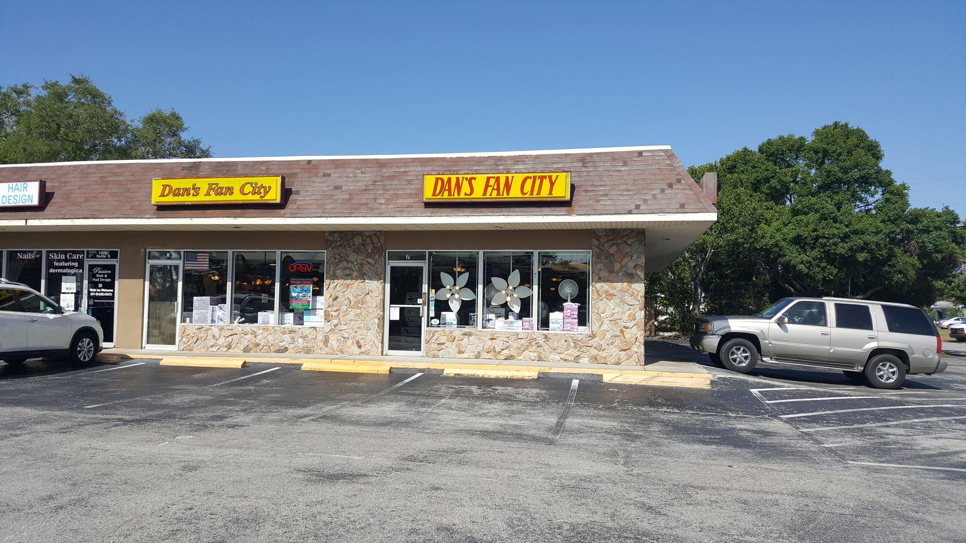 Ceiling Fan Store In Seminole Fl Dan S Fan City Dan S