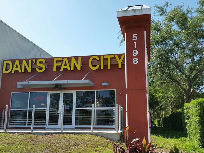 Ceiling Fan Store In Eastern Sarasota Fl Dan S Fan City