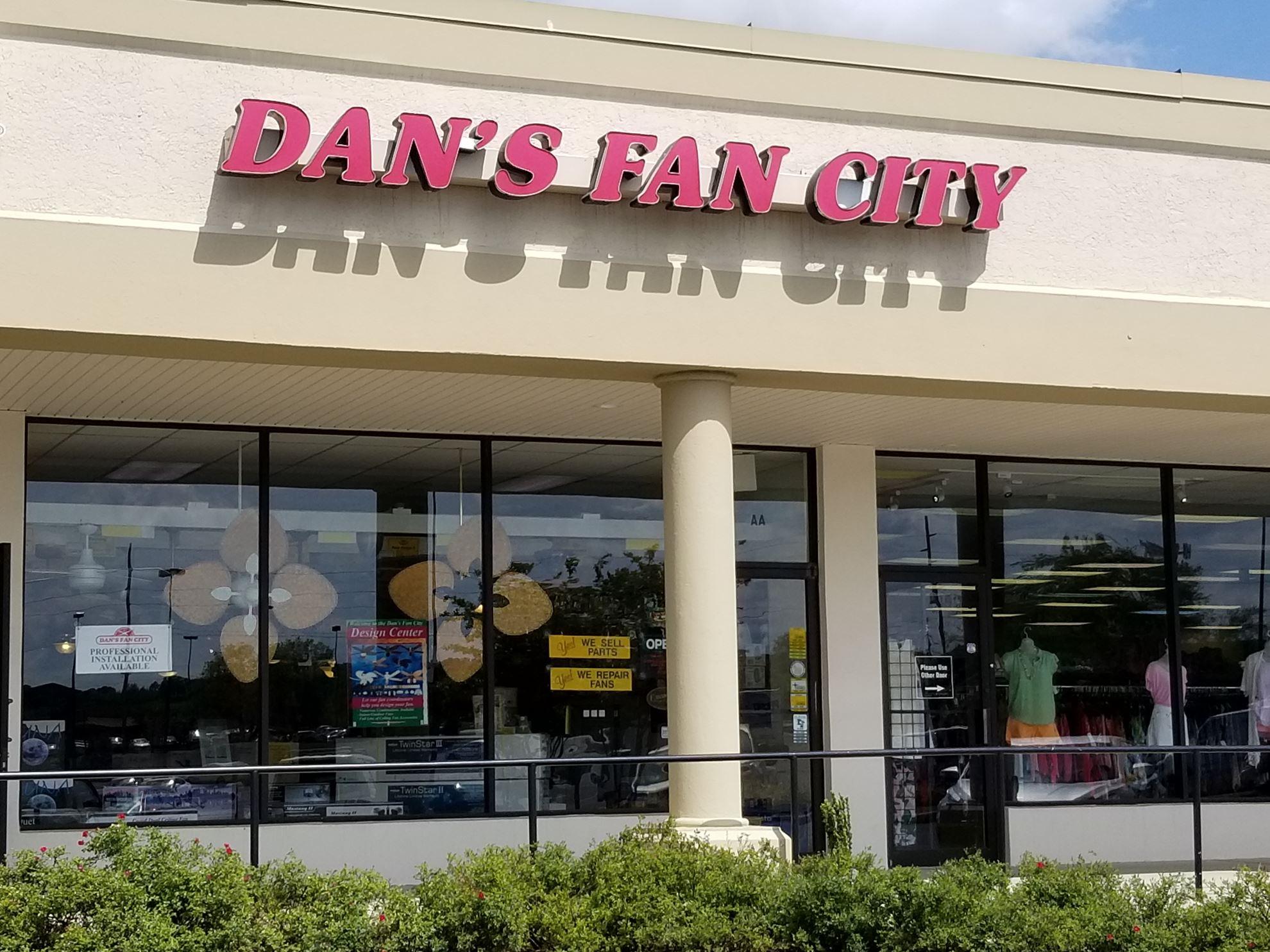 Ceiling Fan Store In Columbia Sc Dan S Fan City Dan S